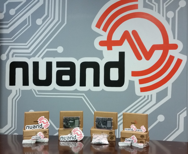 Nuand getting ready for DEFCON!