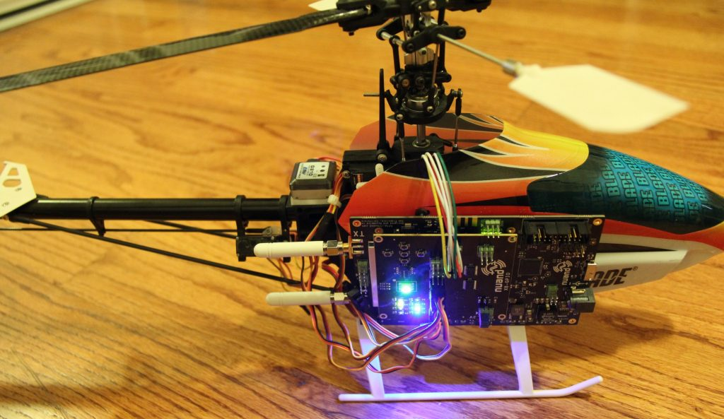 bladeRF Software Defined Radio - Unmanned Aerial Vehicle